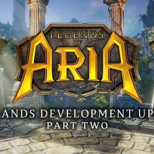 Legends of Aria Development Update Takes A Look At The Necromancer Class
