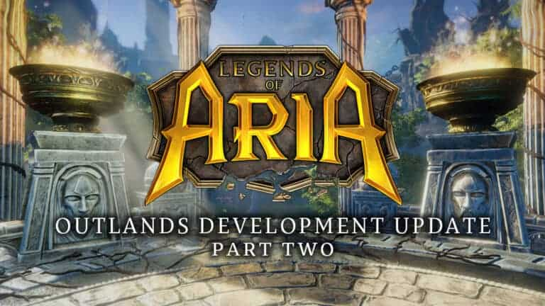 Legends of Aria Development Update Takes A Look At The Necromancer Class 1
