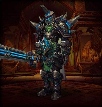 10 Best Warrior Transmog sets 1