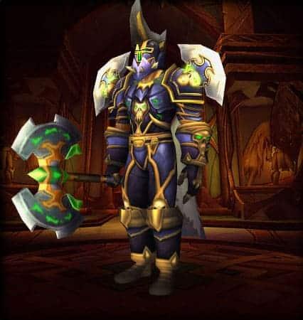 10 Best Warrior Transmog sets 2