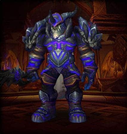 10 Best Warrior Transmog sets 3