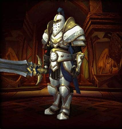 10 Best Warrior Transmog sets 5