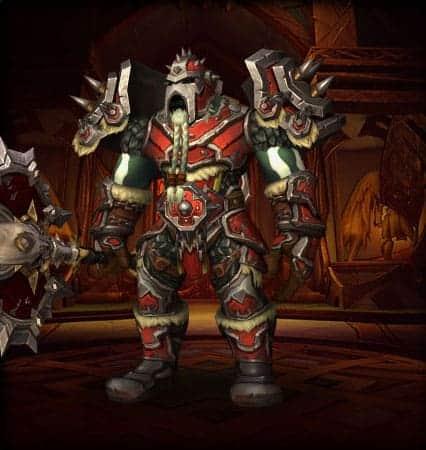 10 Best Warrior Transmog sets 6
