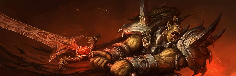 10 Best Warrior Transmog sets