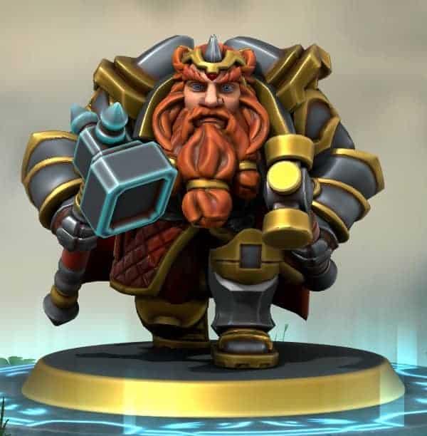 Fanmade World of Warcraft Miniature Figures 11