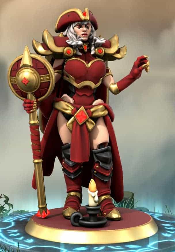 Fanmade World of Warcraft Miniature Figures 12