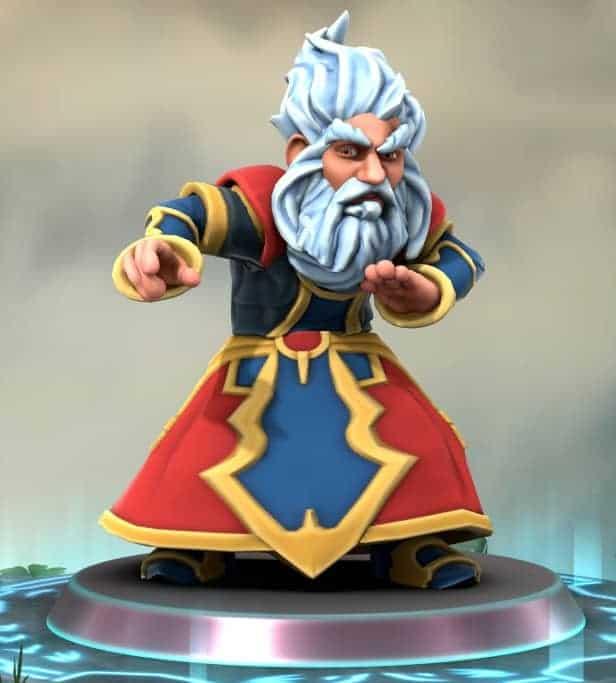 Fanmade World of Warcraft Miniature Figures 13