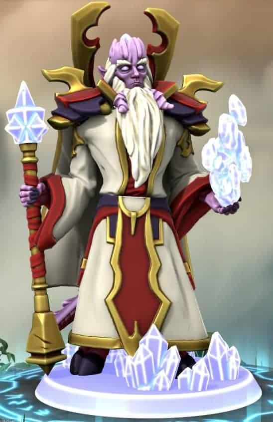 Fanmade World of Warcraft Miniature Figures 15