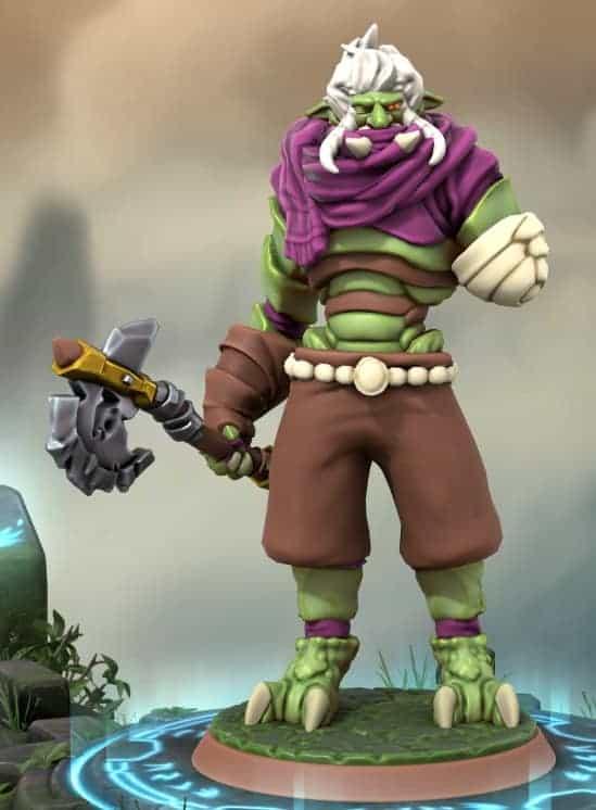 Fanmade World of Warcraft Miniature Figures 16