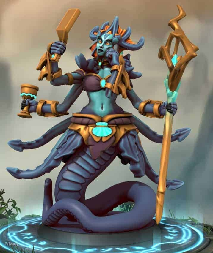 Fanmade World of Warcraft Miniature Figures 3