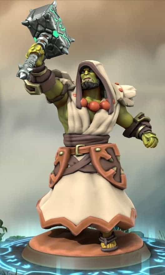 Fanmade World of Warcraft Miniature Figures 7