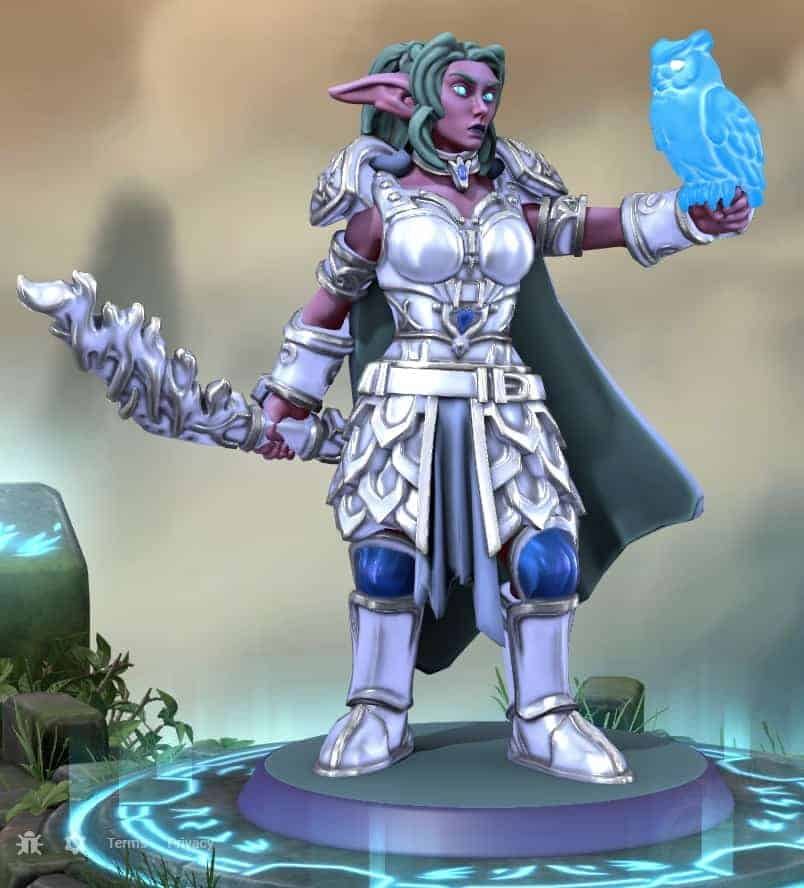 Fanmade World of Warcraft Miniature Figures 8