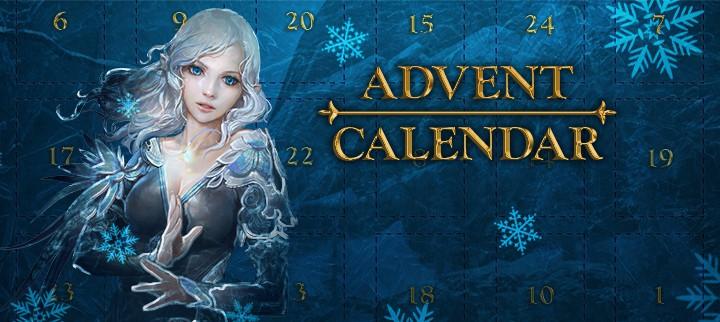 Archeage Advent Calendar 2020