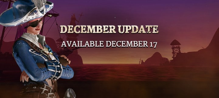 Archeage December Brings New Content and Opens Auroria Again