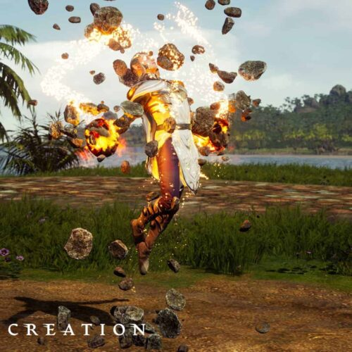Ashes Of Creation SHows Off Mage In Alpha One Preview