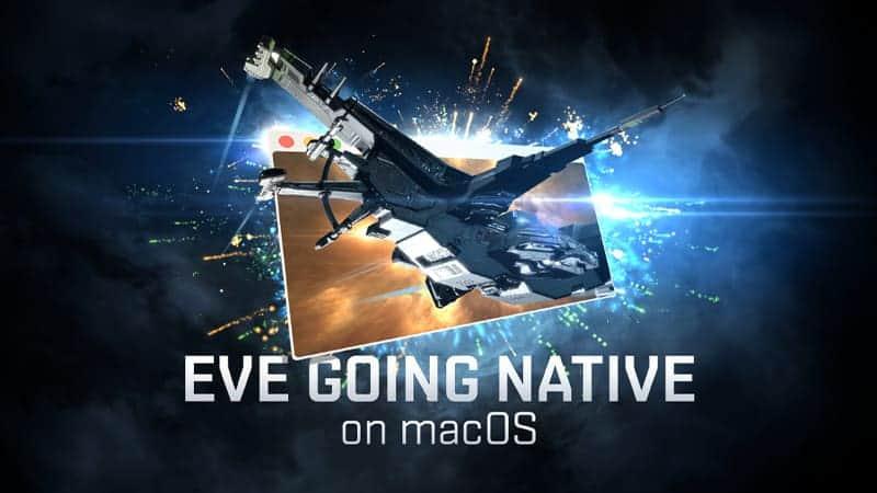 Eve Online Announces New Native Mac Client
