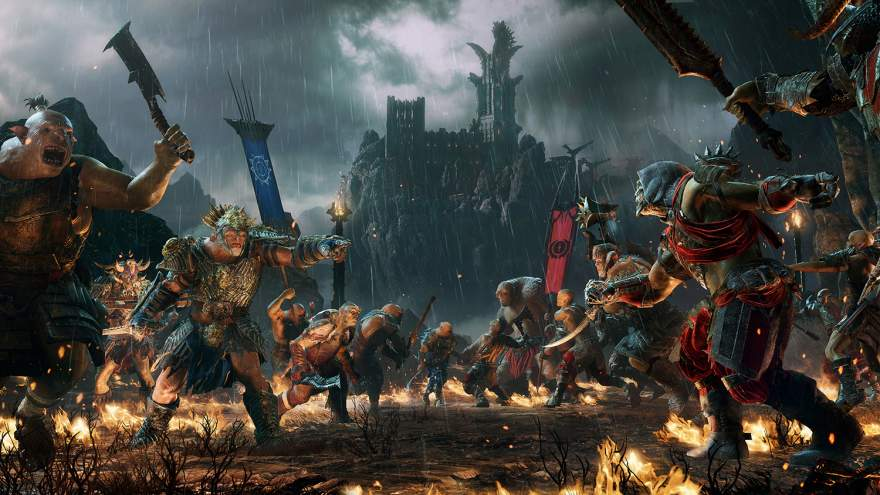 What We Know So Far About The Amazon Game Studios Lord Of The Rings Online MMO