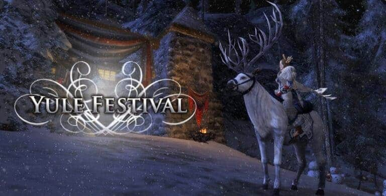 Update 28.2 Brings the Yuletide Festival To Lotro 1