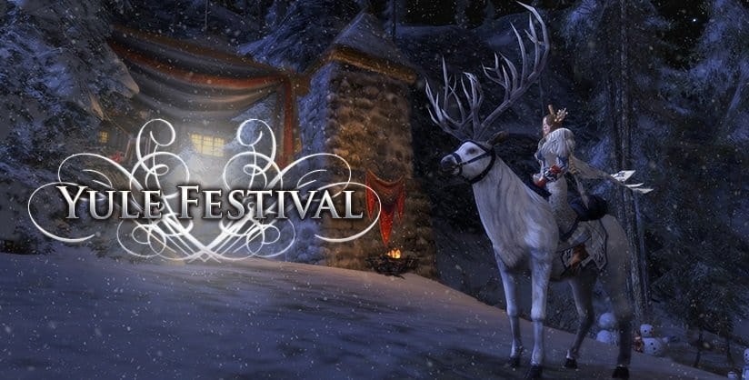 Update 28.2 Brings the Yuletide Festival To Lotro