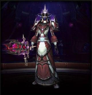 10 Best Priest Transmog sets 3