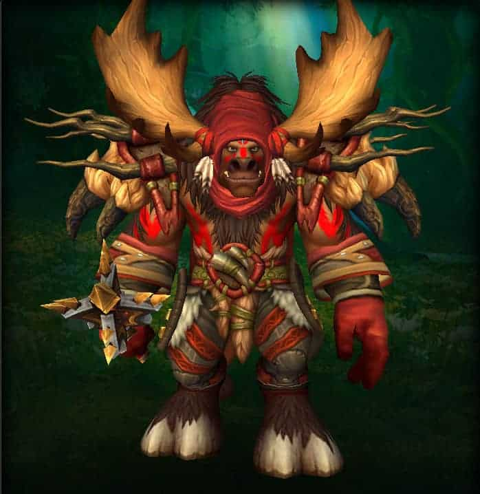 The Best Transmogs For The Average Adventurer Part 2 (Christmas Edition) 7
