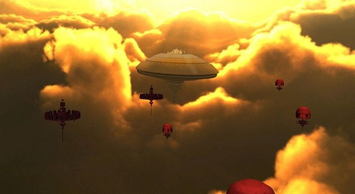 Bespin, Cloud City Coming To Star Wars Galaxies: Legends