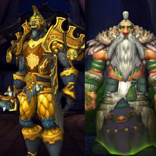 The Best Transmogs For The Average Adventurer Part 2 (Christmas Edition)