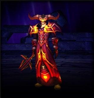 10 Best Warlock Transmog sets 4