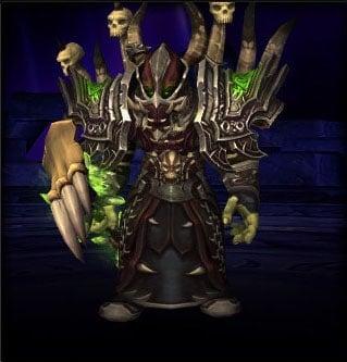 10 Best Warlock Transmog sets 6