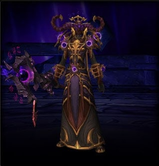 10 Best Warlock Transmog sets 9