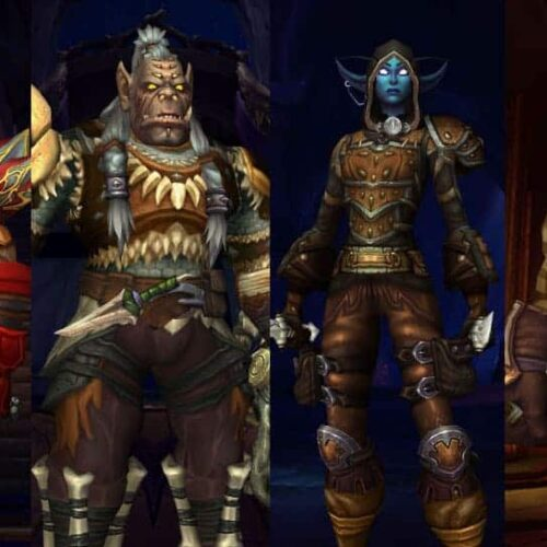 The Best Transmogs For The Average Adventurer Part 1