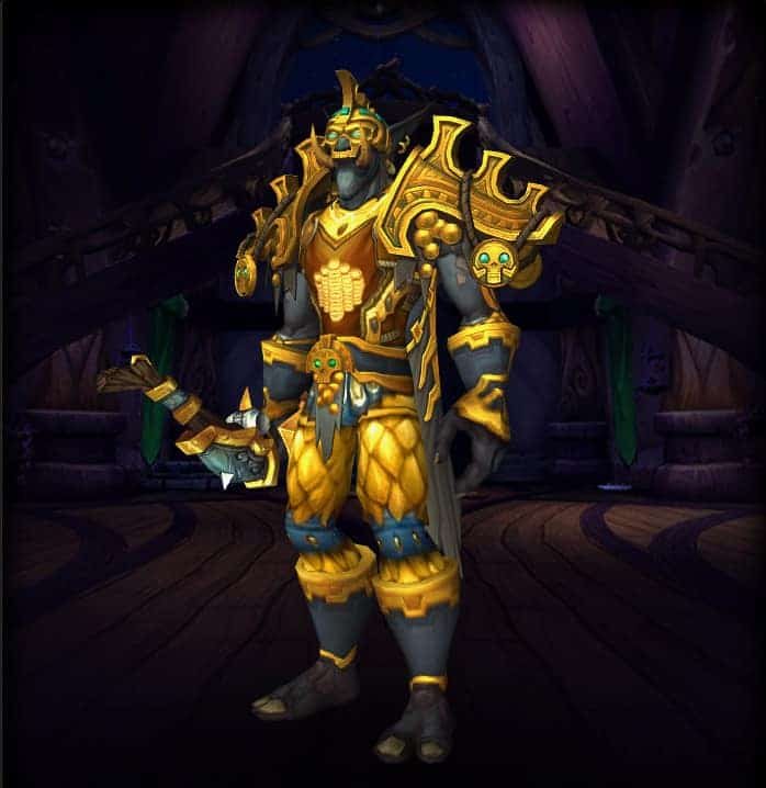 The Best Transmogs For The Average Adventurer Part 2 (Christmas Edition) 3