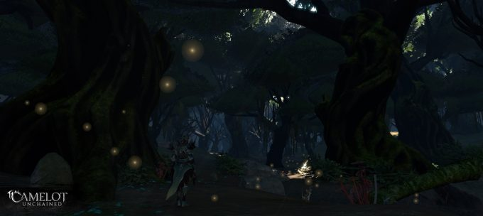Camelot Unchained December NEwsletter Shares Development Update and New Art