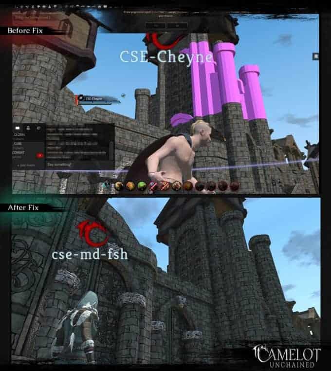 Camelot Unchained December NEwsletter Shares Development Update and New Art 3