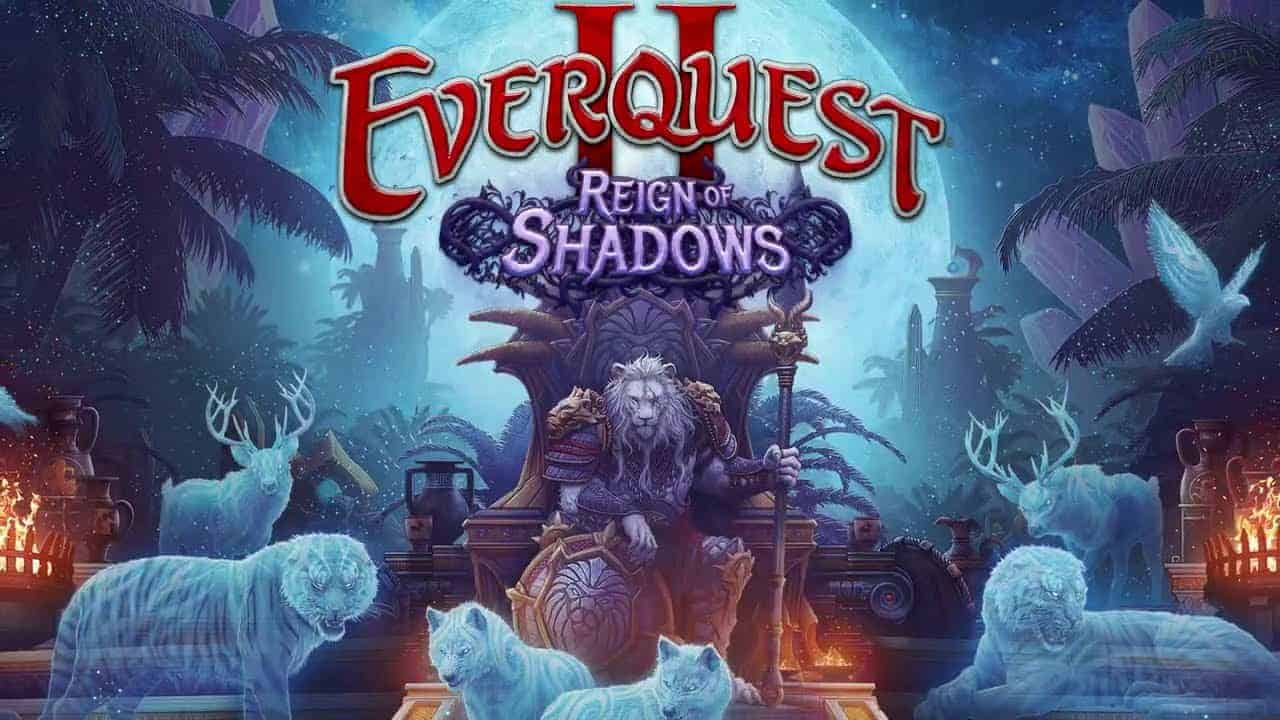 Everquest 2 Reign Of Shadows Is Live 5