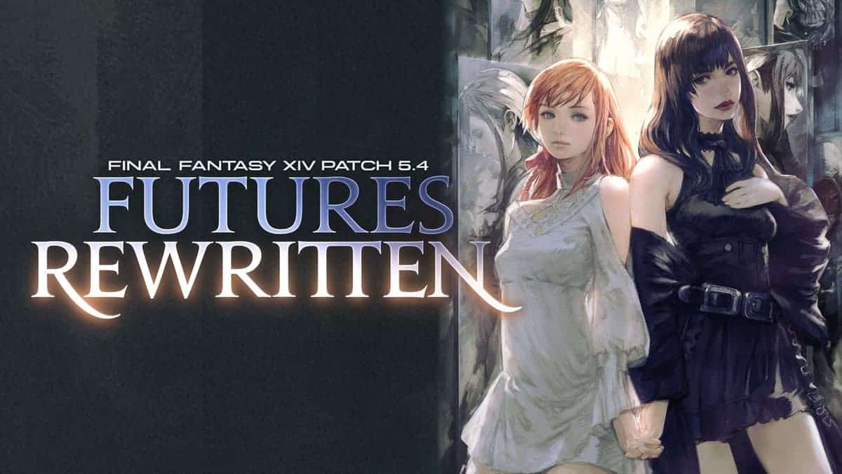 Final Fantasy XIV Site Updated With Details On Patch 5.4 7