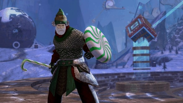 Wintersday Holiday Festival Arrives In Guild Wars 2