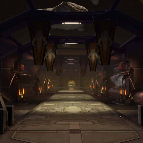 Star Wars The Old Republic's Echoes of Vengeance Is Live