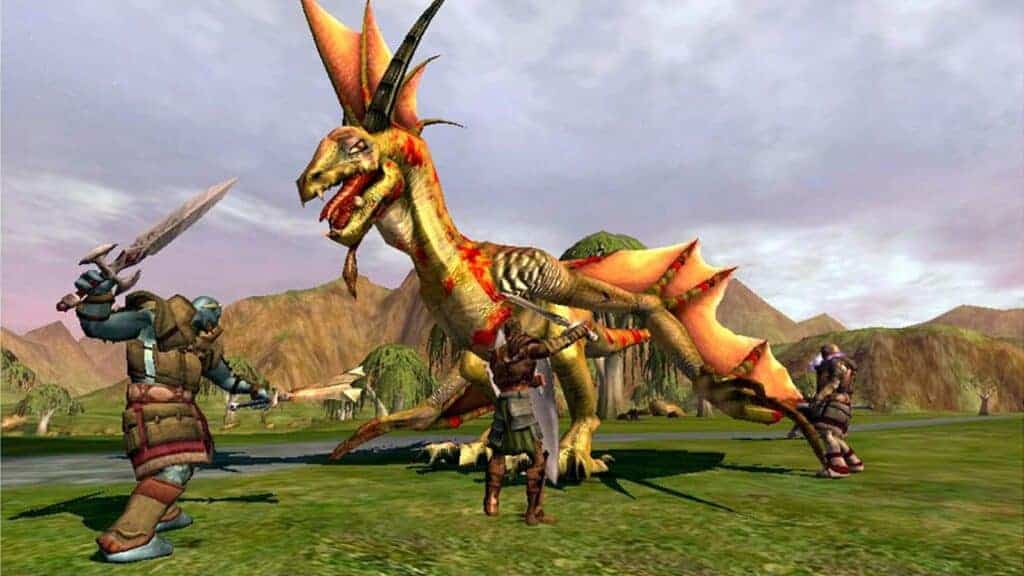 14 Old School MMORPGs That Are Still Worth Playing In 2021 6