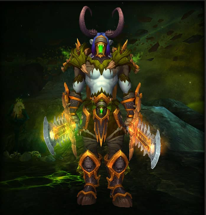 10 Best Demon Hunter Transmog Sets 3