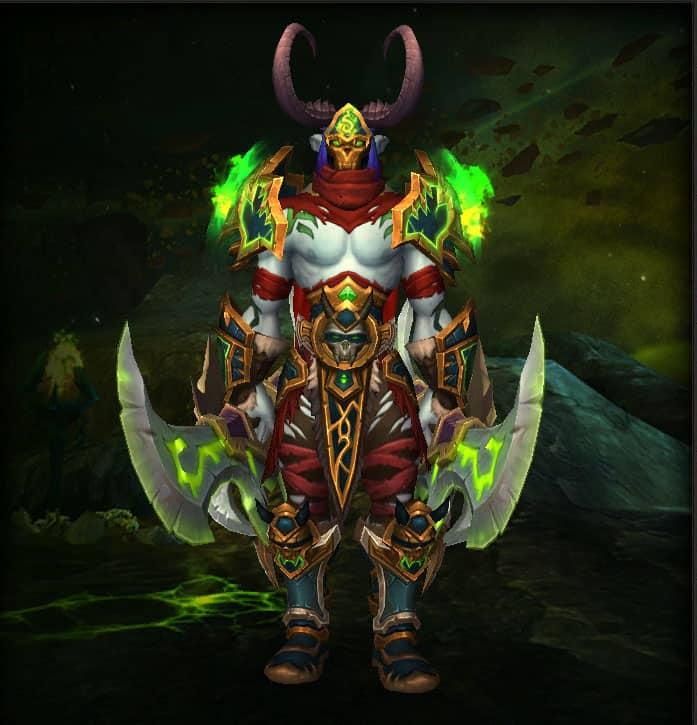 10 Best Demon Hunter Transmog Sets 12