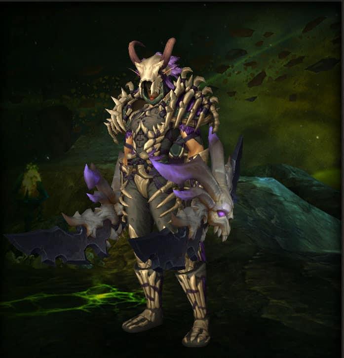 10 Best Demon Hunter Transmog Sets 8