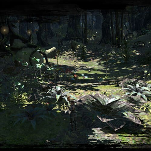 Camelot Unchained Newsletter Details The Verdant Forest and Races