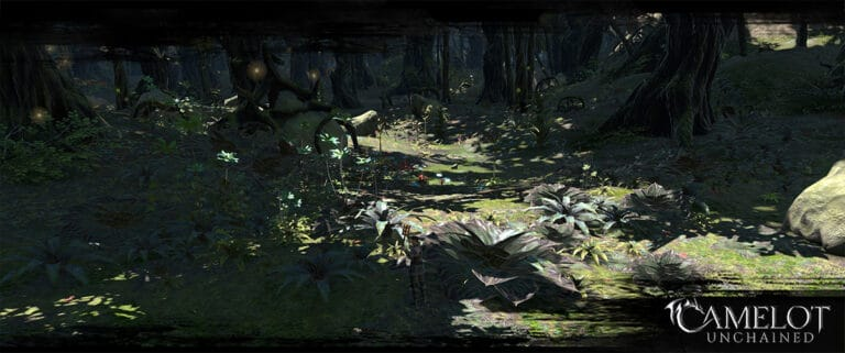 Camelot Unchained Newsletter Details The Verdant Forest and Races 1