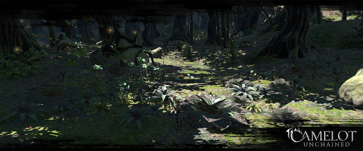 Camelot Unchained Newsletter Details The Verdant Forest and Races 2