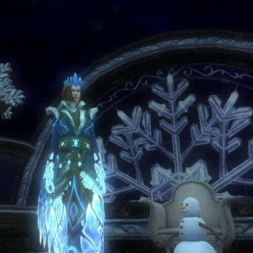 Dungeons & Dragons Online - The Snowpeaks Festival Has Begun