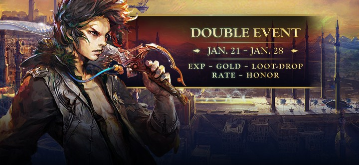 2X XP, Loot, Vocation Badges, and Honor Points In Archeage