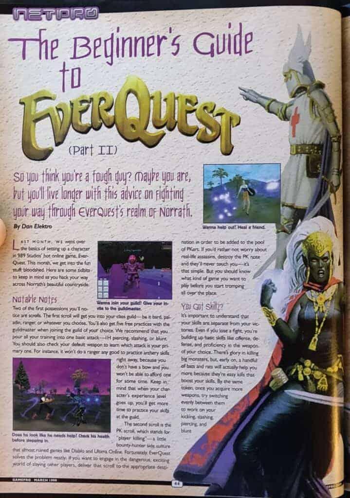 Everquest Nostalgia Overload 18