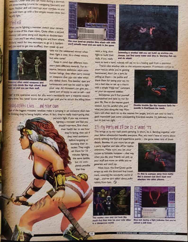Everquest Nostalgia Overload 19