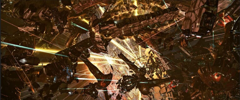The Christmas Truce Ended In Eve Online With A $300K Battle 1